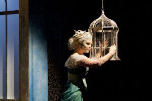 Acis and Galatea (Haendel), Rolle: Galatea, Stadttheater Gießen, Fotograf: Dietmar Janeck